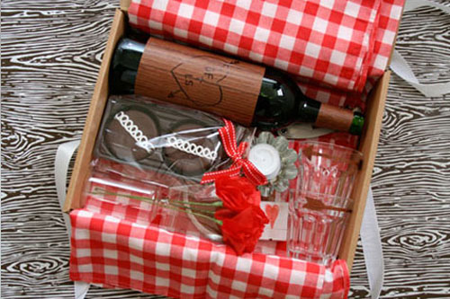 DIY Valentine's Day Kit